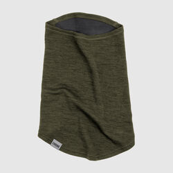 Merino Gaiter in Olive Leaf - small view.