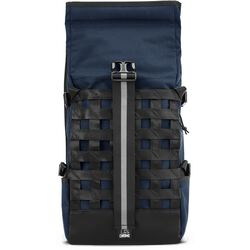 Barrage Cargo Backpack in Navy Blue - hi-res view.