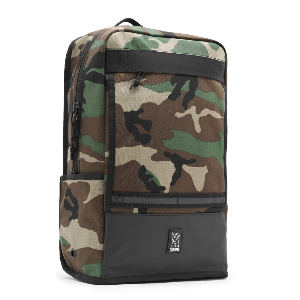 Hondo Backpack in Camo - large view.