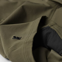 Powell Short in Military Olive - small view.