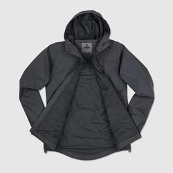 Skyline Windcheater Jacket in India Ink - small view.
