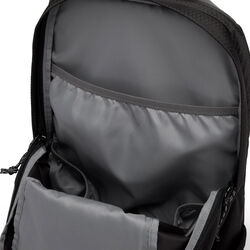 DKLEIN Semantics Backpack in Black  - small view.