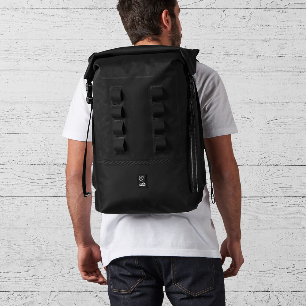 Urban Ex Rolltop 28L Backpack - Fits laptops up to 15