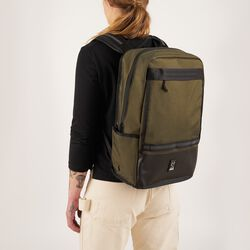 Hondo Backpack in Ranger / Black - hi-res view.