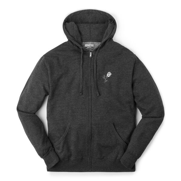DKlein Graphic Hoodie in Annual - medium view.
