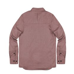 Stretch Chambray Workshirt in Andorra / Dune - small view.