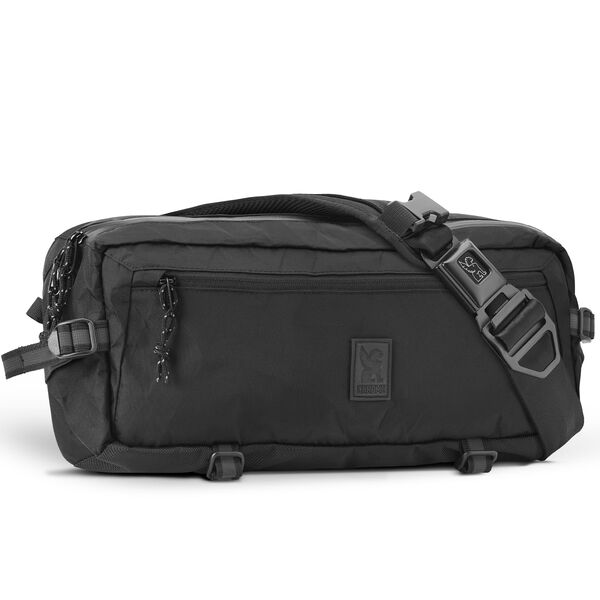 Kadet Sling Bag in BLCKCHRM - hi-res view.