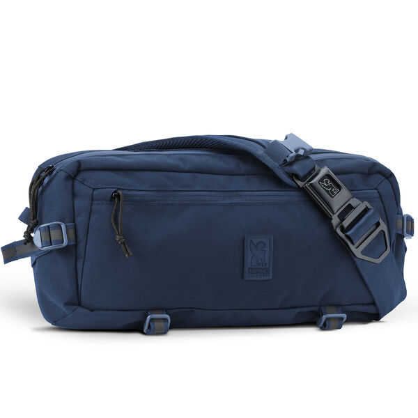 Kadet Sling Bag in Navy Tonal - hi-res view.