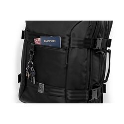 Macheto Travel Pack in All Black - hi-res view.