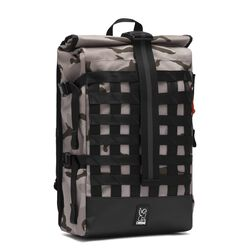 Barrage Cargo Backpack in Desert Camo - small view.