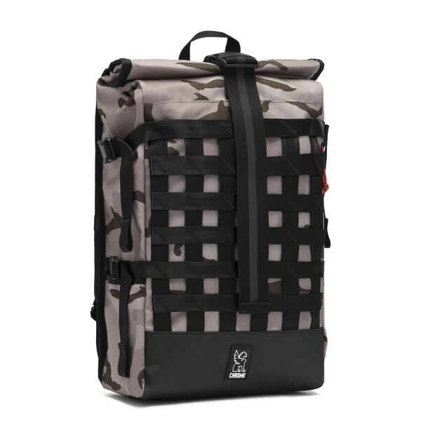 Barrage Cargo Backpack in Desert Camo - medium view.