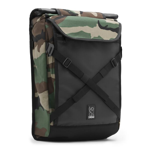 Bravo 2.0 Backpack in Camo - medium view.