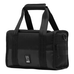 Niko Hold Camera Bag in All Black - small view.