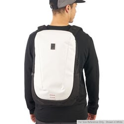 Avail Backpack in Grey - hi-res view.