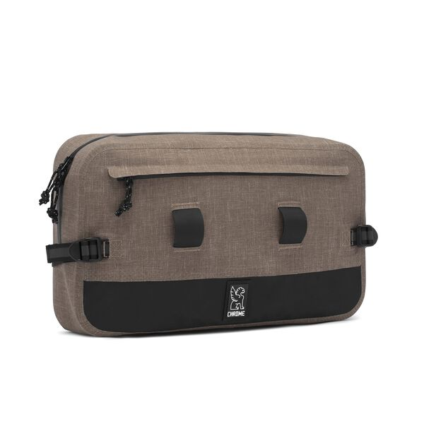 Urban Ex 10L Sling Bag in Khaki / Black - medium view.
