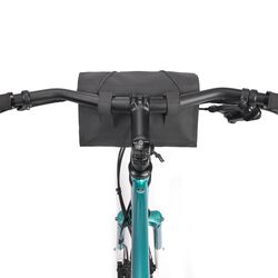 Urban Ex Handlebar Bag 2.0 in Black - hi-res view.
