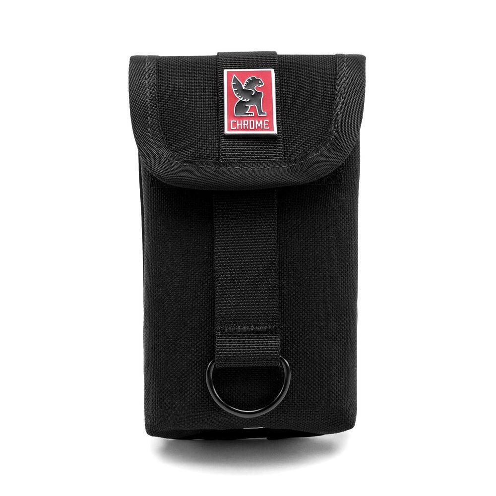 Pro Series Access Pouch in Black - hi-res view.