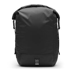 The Cardiel Orp Backpack in Black - hi-res view.