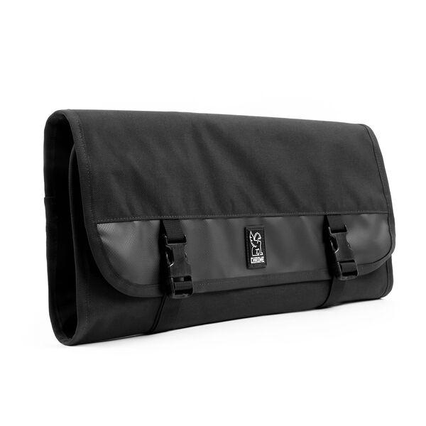 Chef's Knife Roll in All Black - medium view.