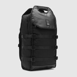 Kliment Backpack in Black / Black - small view.