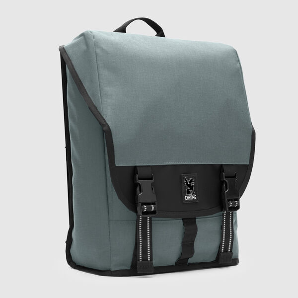 Soma Backpack in Mirkwood / Black - medium view.