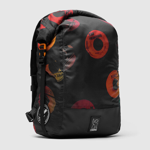 The Cardiel Orp Backpack in Mighty Crown - medium view.