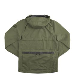 Storm Salute Commute Jacket in Dusty Olive - hi-res view.