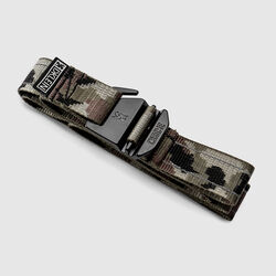 DKLEIN Webbed Belt in Camo - small view.