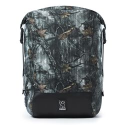 The Cardiel Orp Backpack in Darkwood Camo - small view.