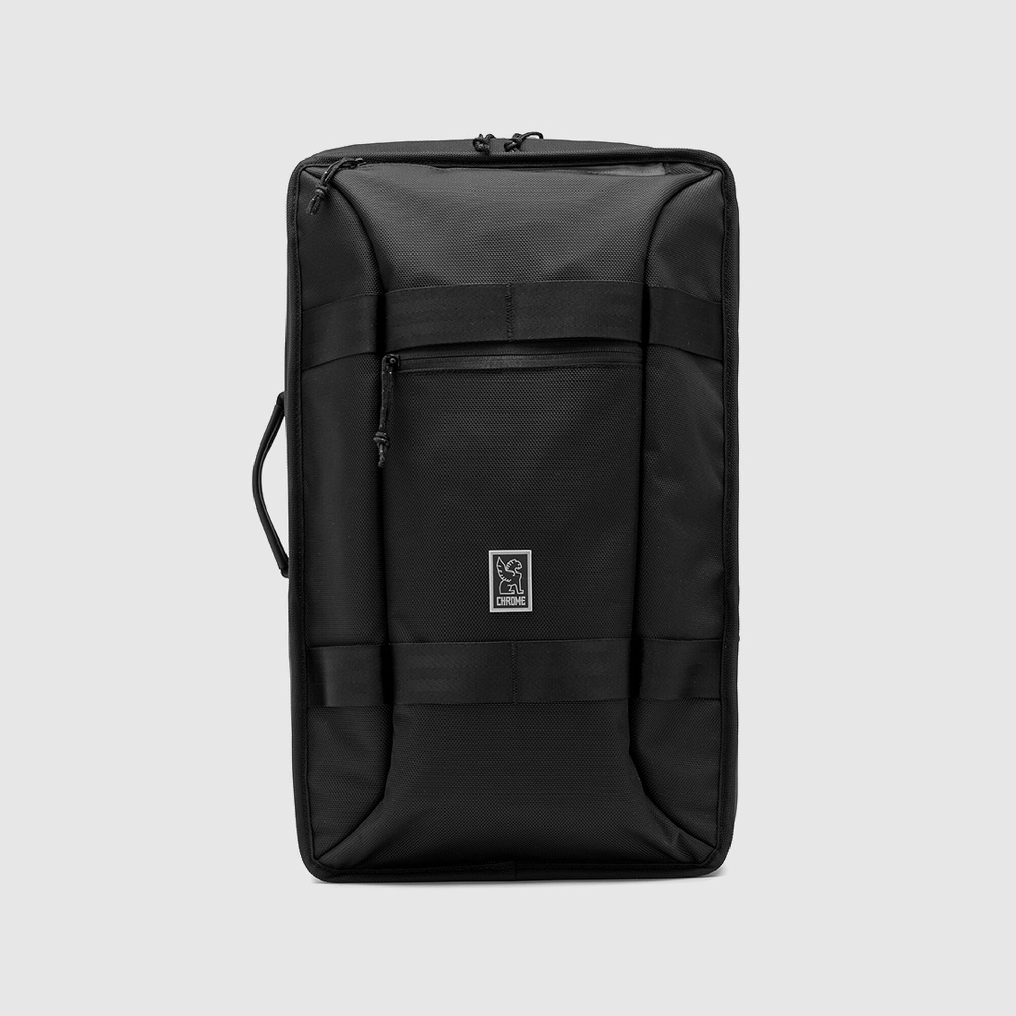 Hightower Transit Backpack In All Black Small View