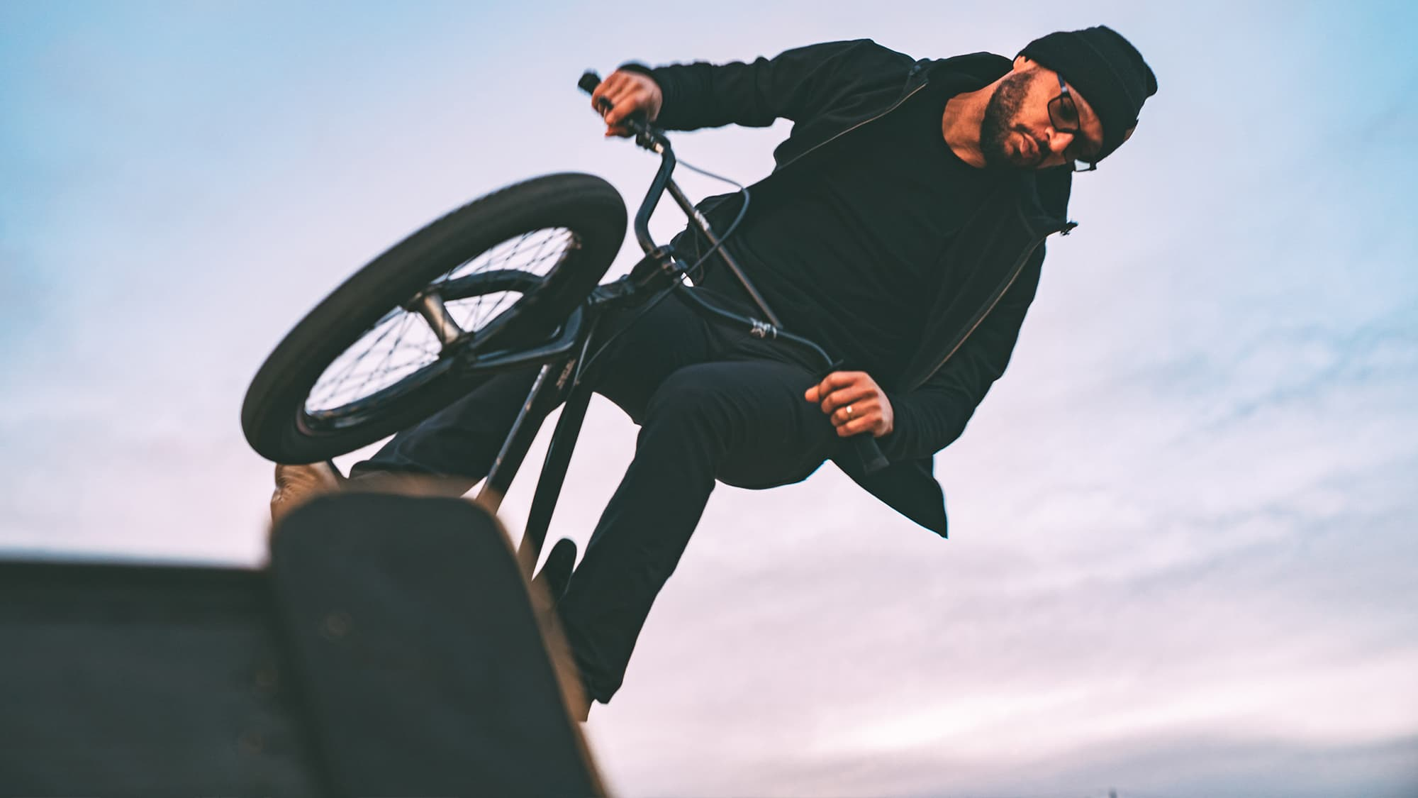 fun in the men's merino 2.0 hoodie