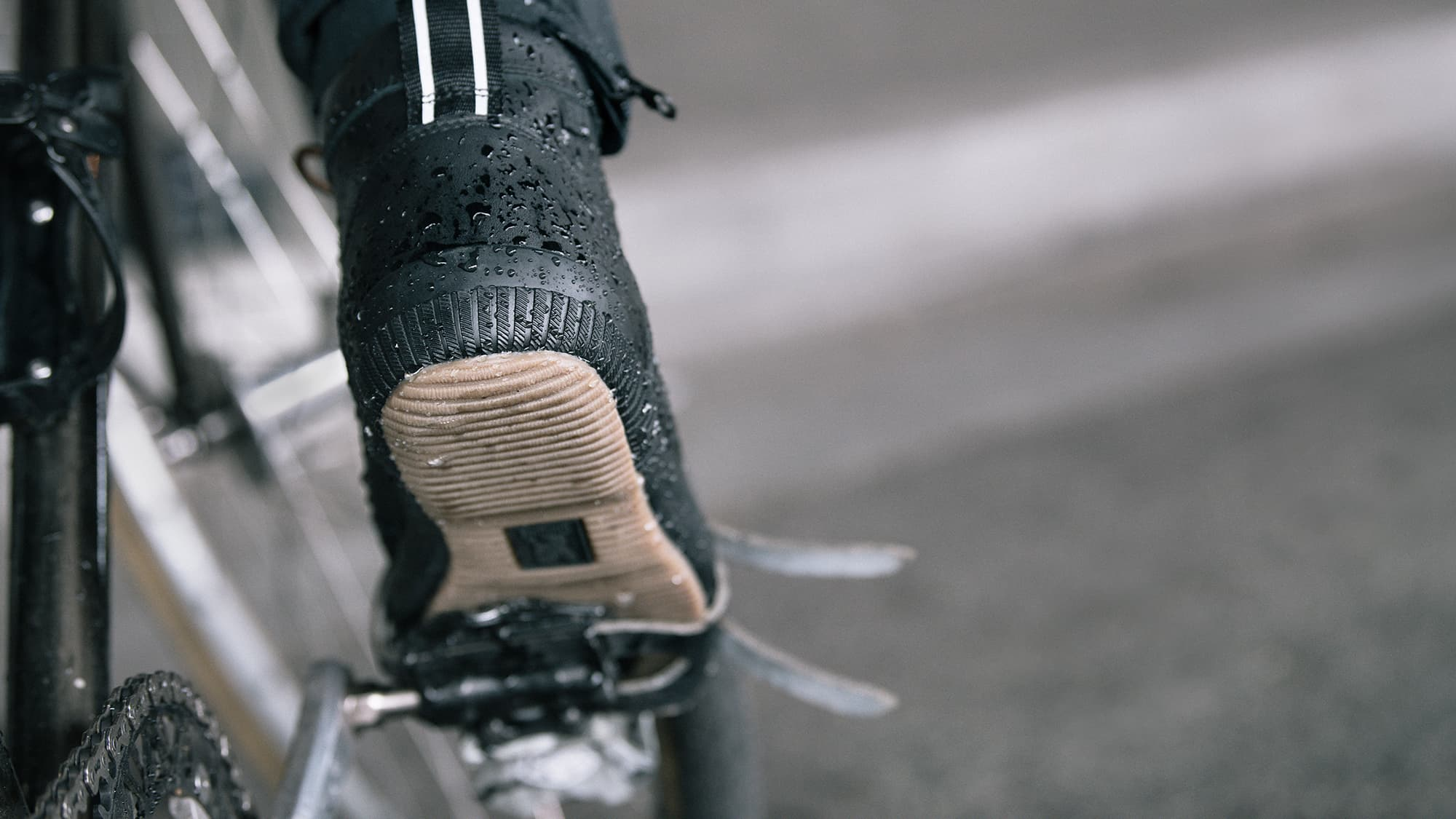the Storm 415 boot, made to ride