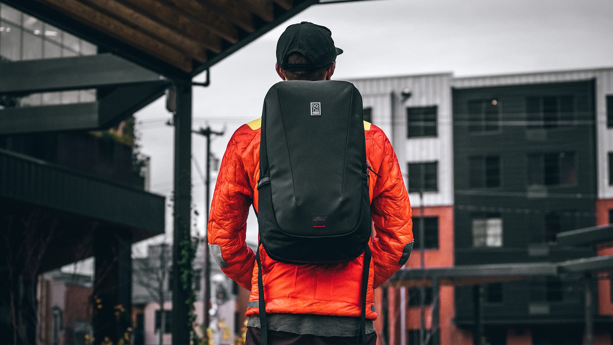 the Avail Backpack is a great everyday carry