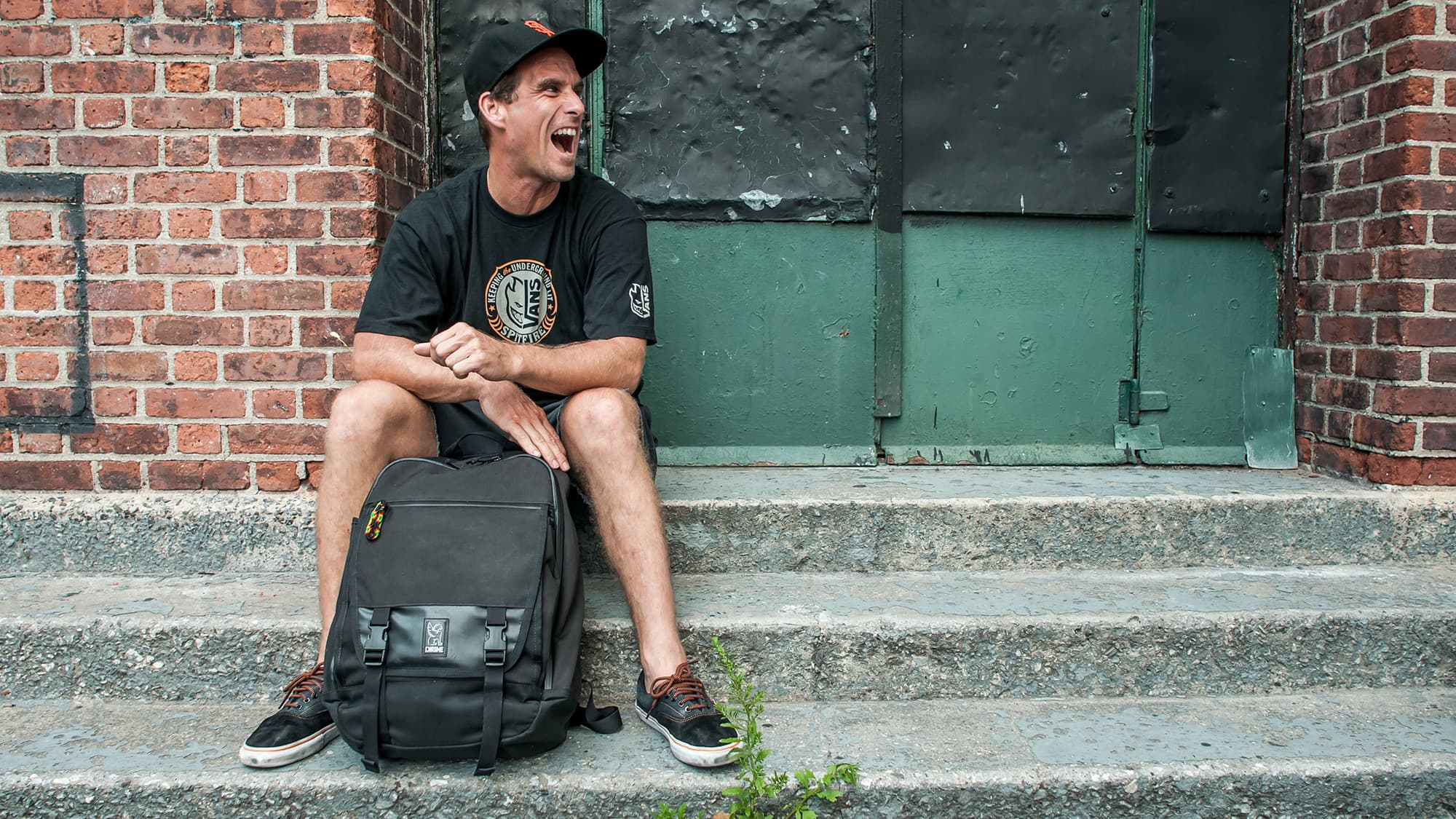 Cardiel Fortnight Backpack, easy carry for everything