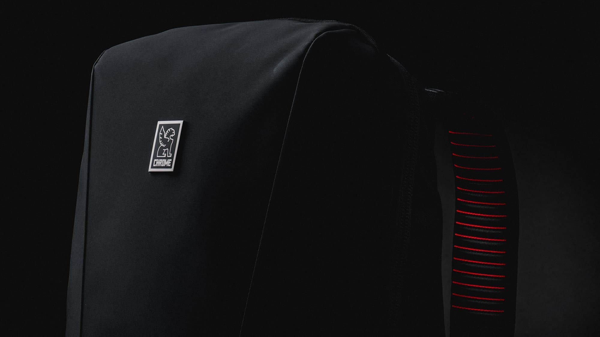 up close to the Avail Backpack