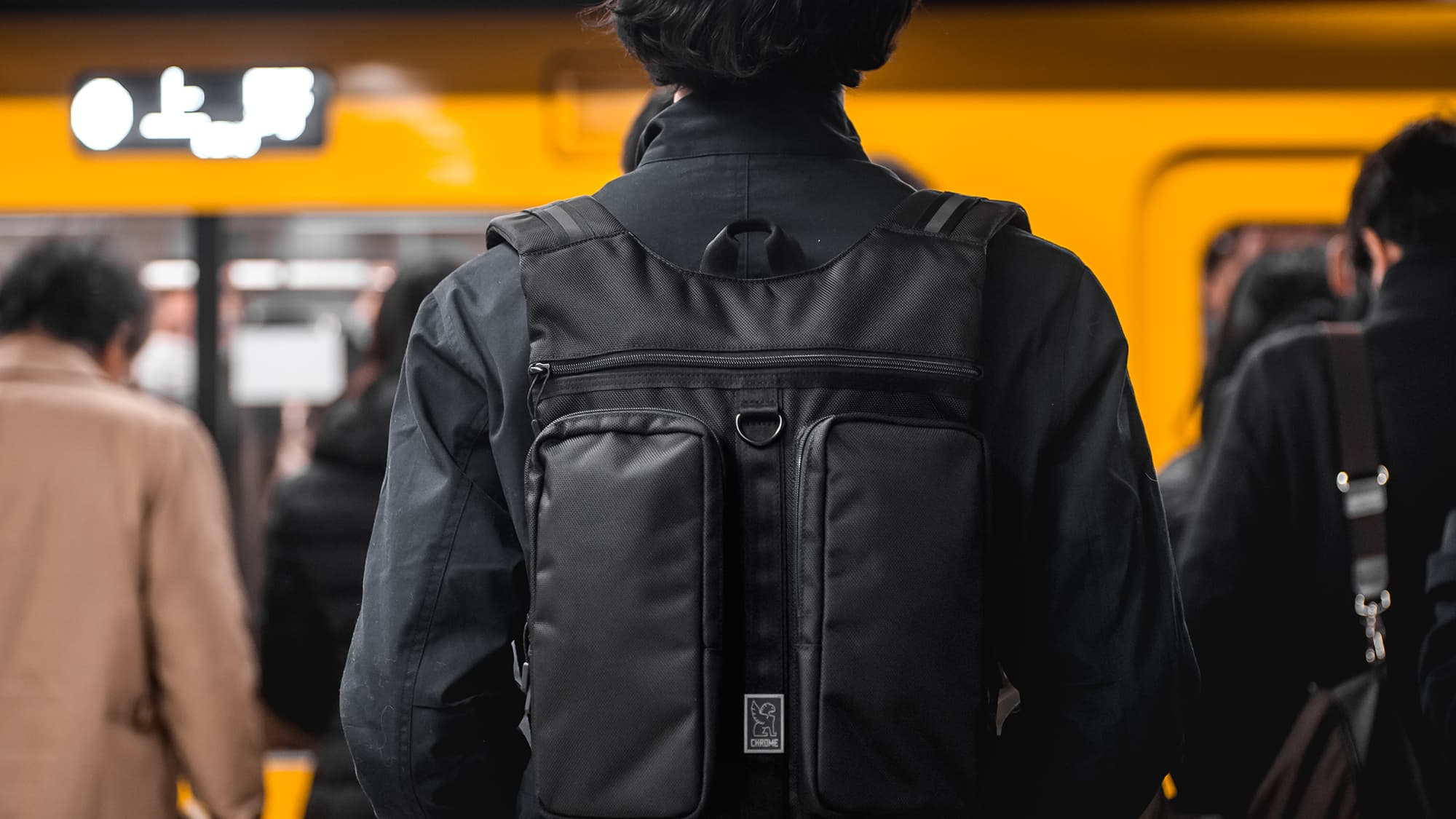 MXD Fathom Backpack, great for commuters