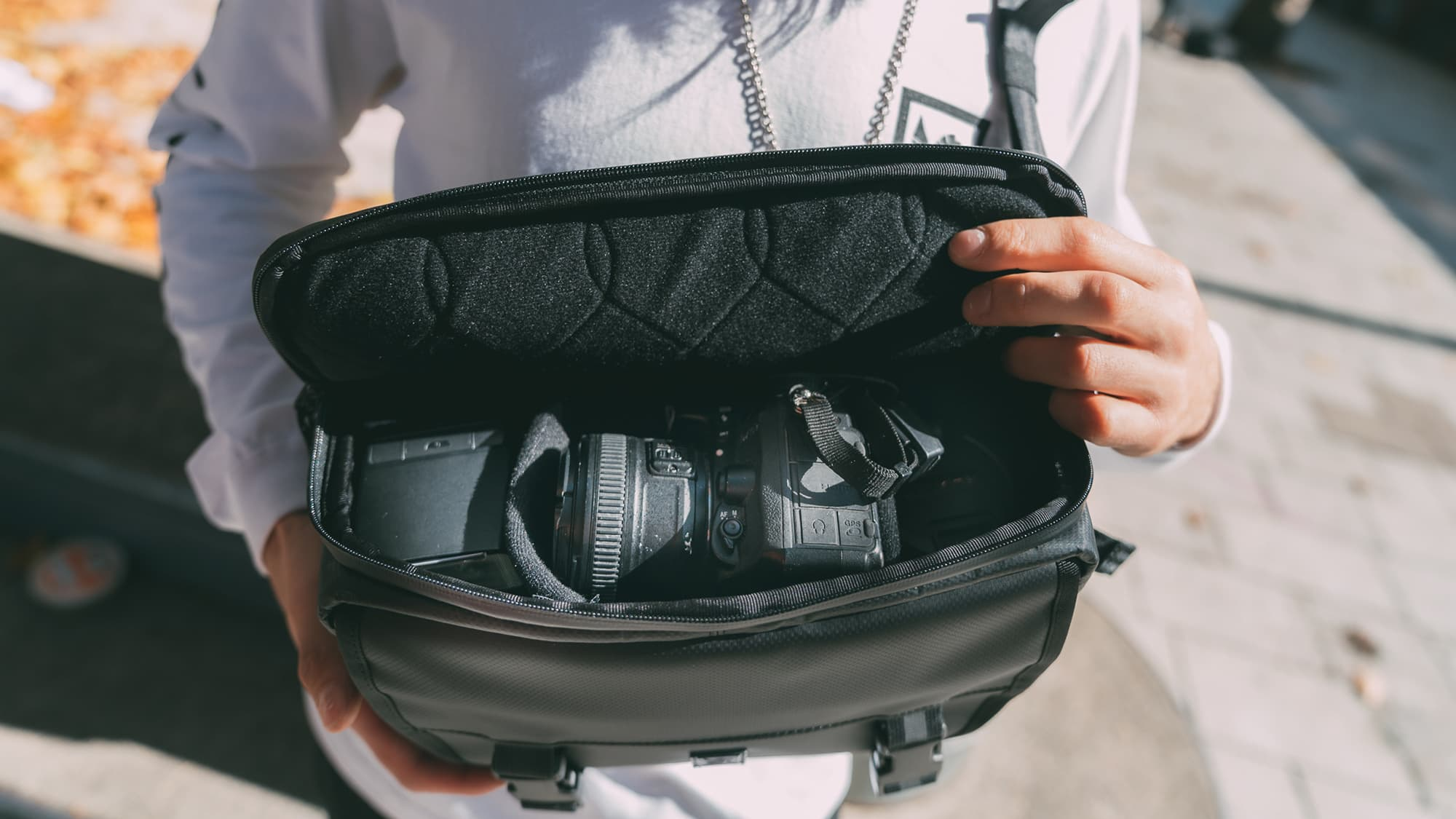 Niko Sling great for photographers