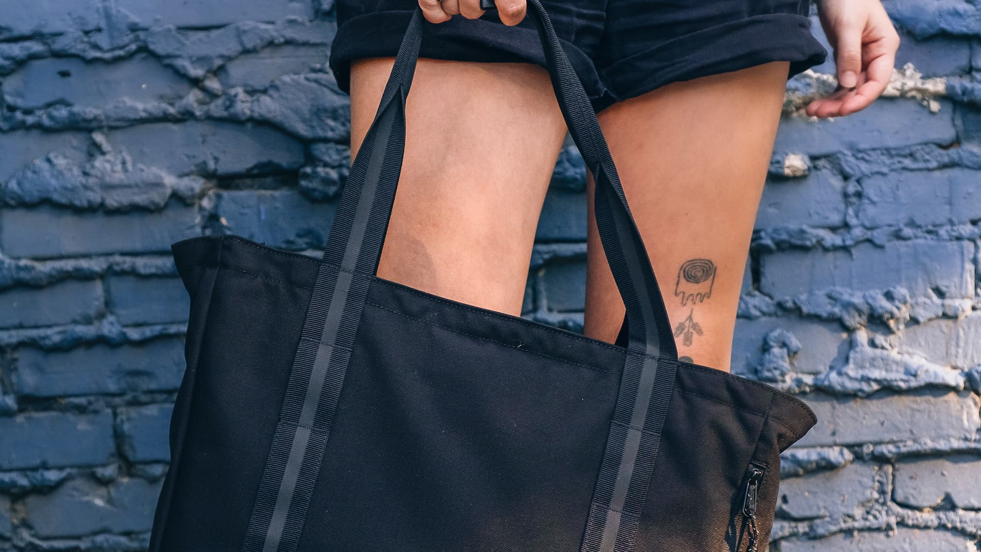 civvy tote goes everywhere