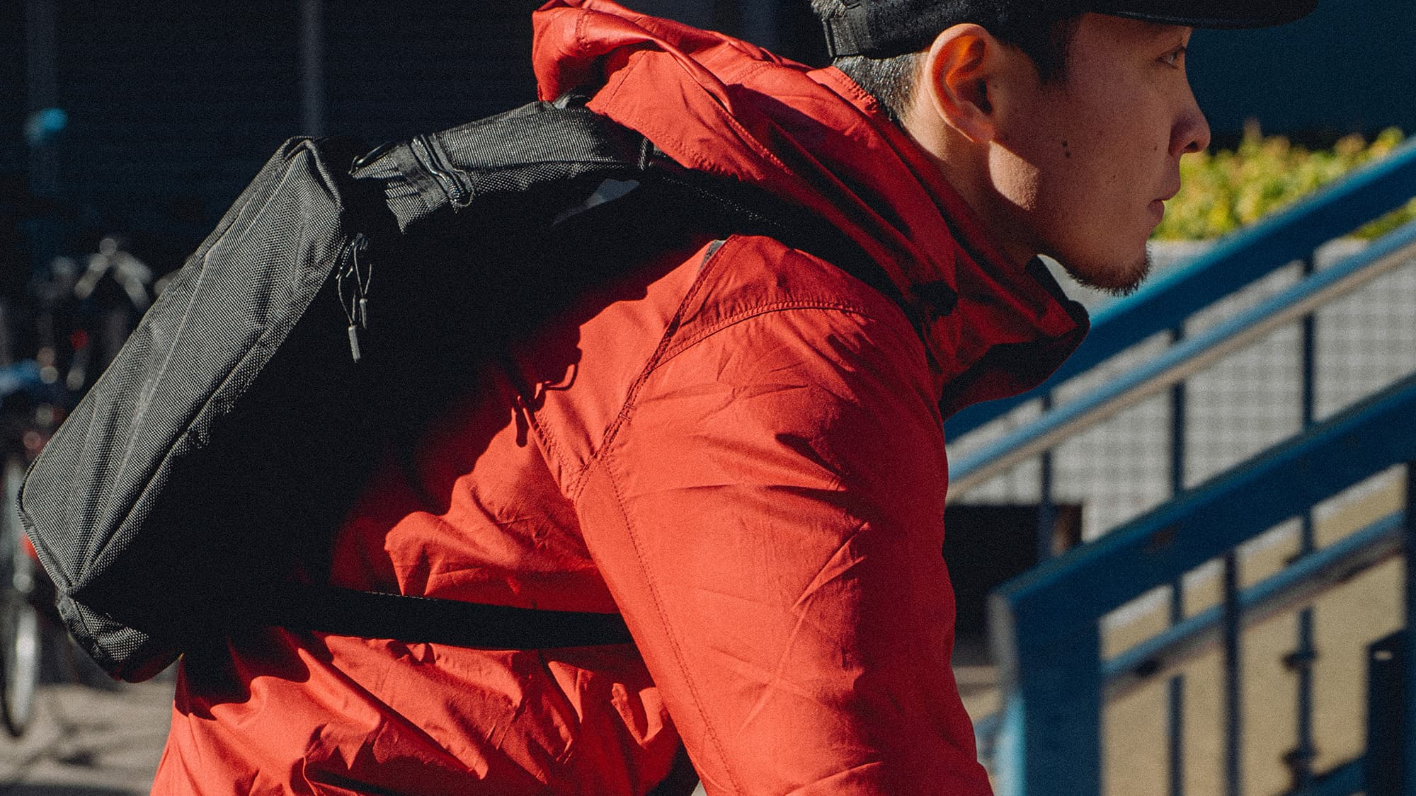 MXD Fathom Backpack, compact yet roomy