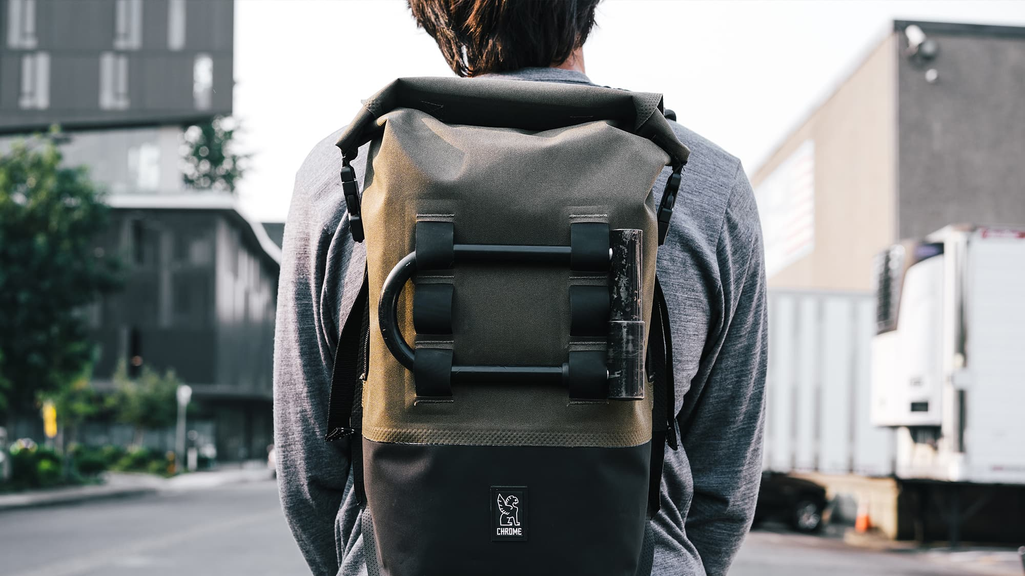 Urban Ex Rolltop 18L Backpack, ease of opening