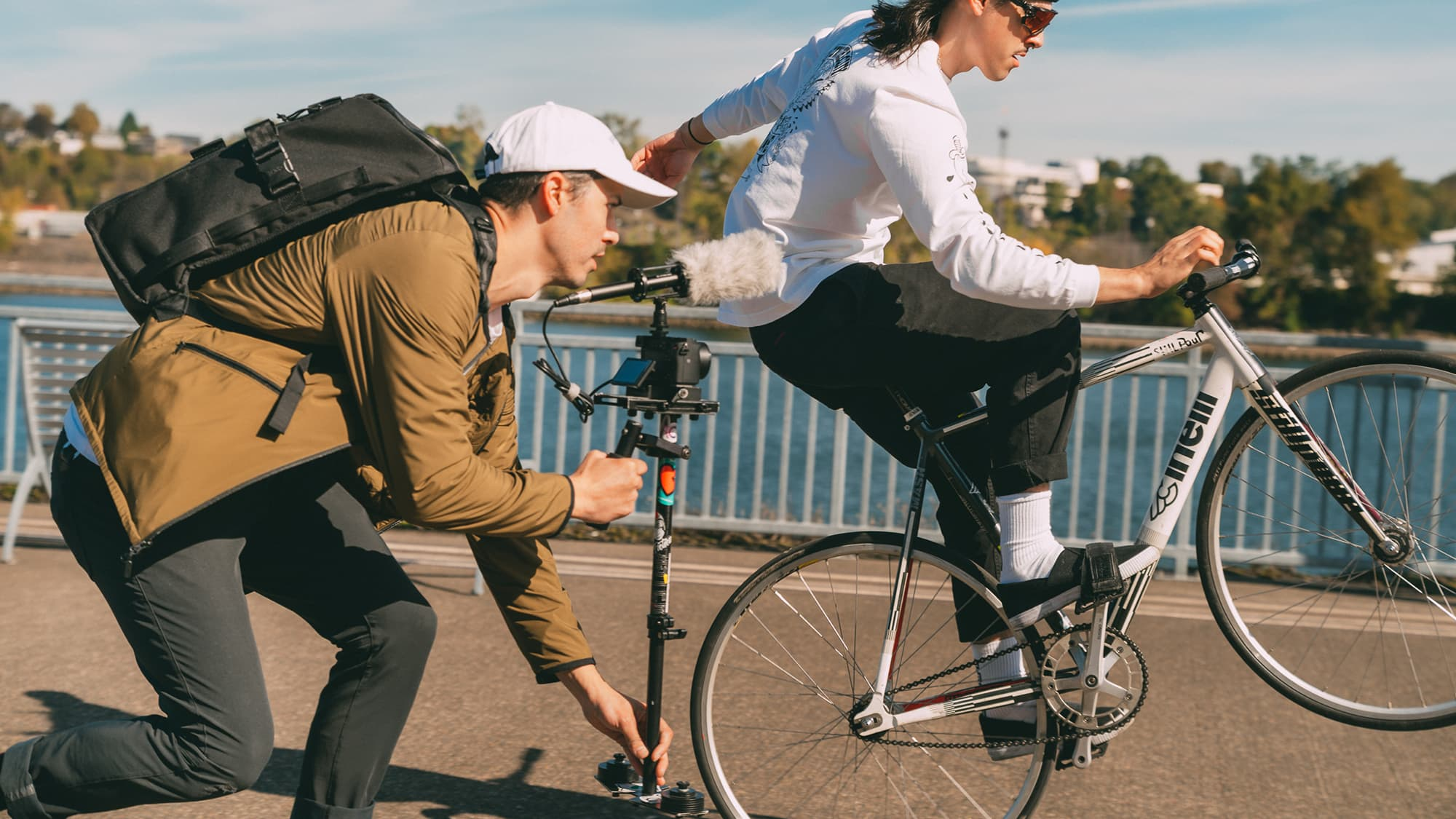 Niko Backpack great for photographers