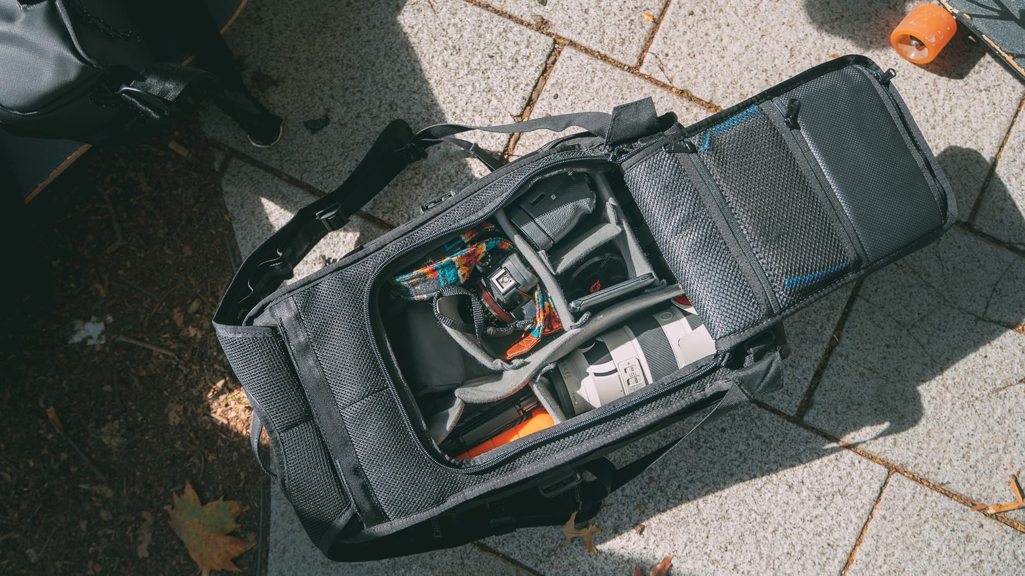 Niko the perfect photography backpack